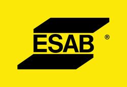 Логотип ESAB (в формате jpeg)